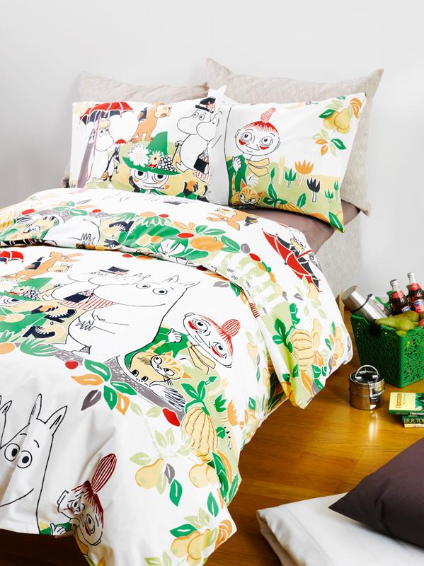 Moomin Bed Sheets