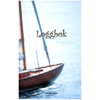 Logbook in swedish for sail boat