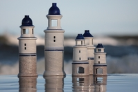 Ceramic lighthouse