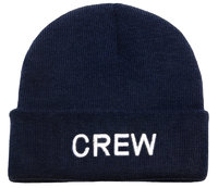 Crew knitted hat