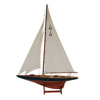 Endeavour lux model boat