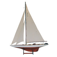 Rainbow lux model boat