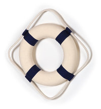 Lifebelt blue-white