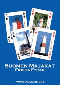 Finnish Lighthouses Playing Cards