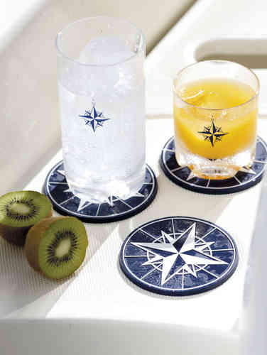 Drink coasters 6-pack