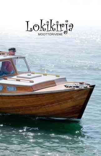 Logbook motor boat in Finnish
