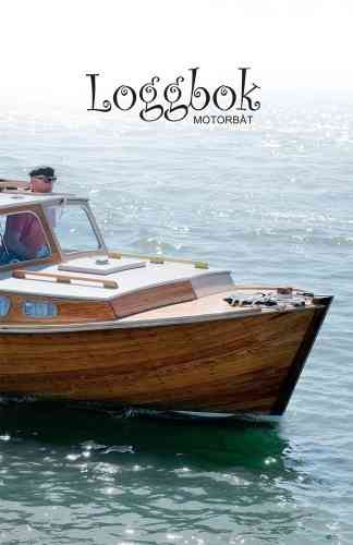 Logbook in Swedish for motor boats