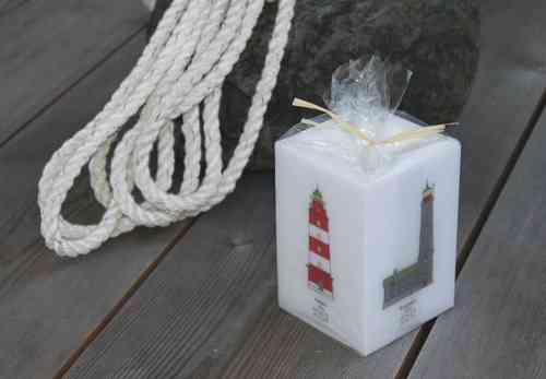 Finnish lighthouses candle