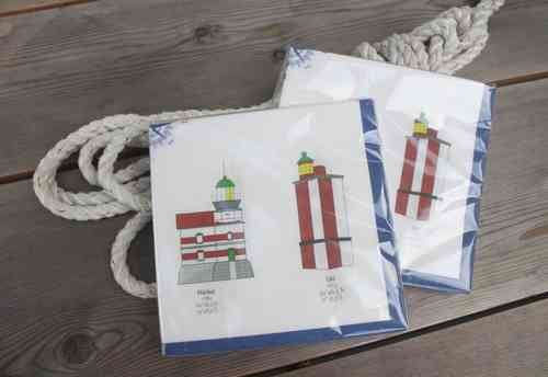 Napkin Finnish Lighthouses