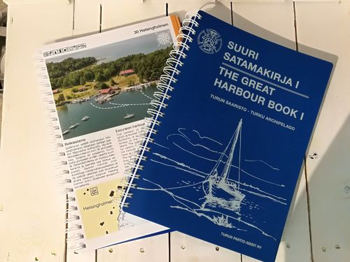 The Great Harbour Book I - Turku archipelago