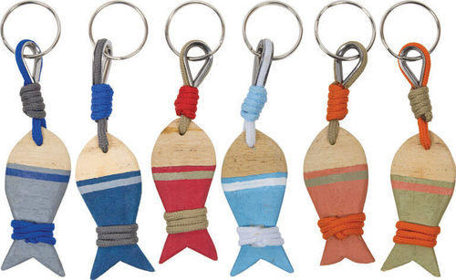 Keyring Wooden fish