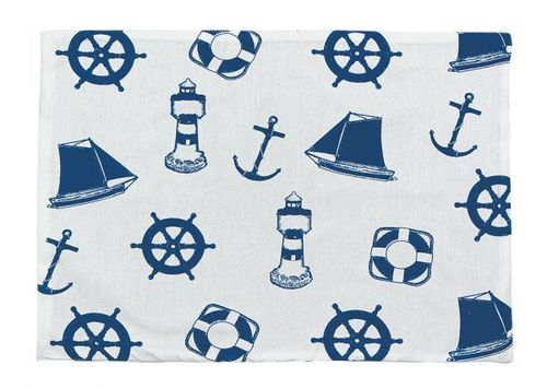 Table mat maritime