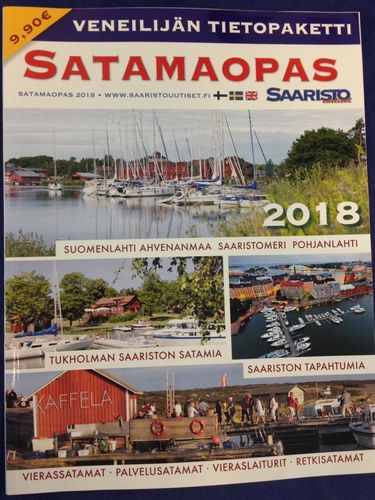 Satamaopas 2018 Harbor Guide