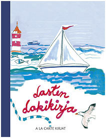 Children's logbook in Finnish