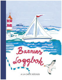 Children's logbook in Swedish