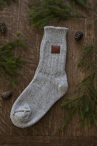 Roope wool socks