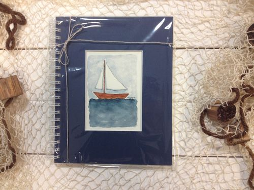 Notebook sailship