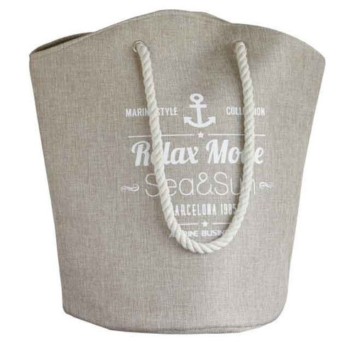 Beach Bag, beige