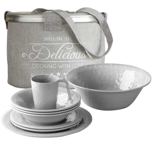 Harmony - tableware set for 4 person
