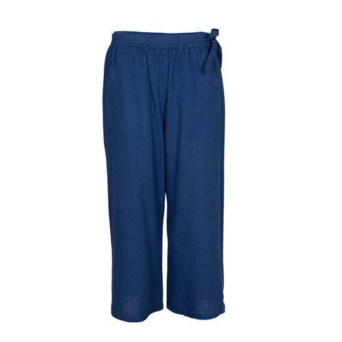 Naisten housut pellavaa ja puuvillaa - Ocean Spirit Oy Ab 1da9623c36