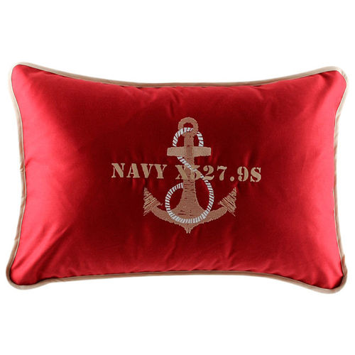 Free Style 40x60cm red pillow