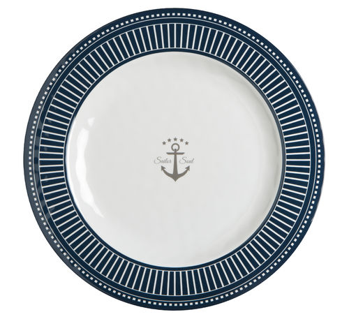 Sailor soul flat plate, set of 6