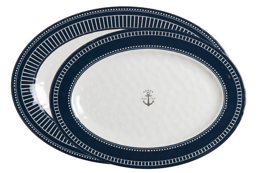Sailor soul serving tray, set of 2