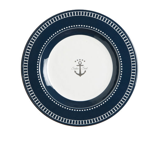 Sailor soul dessert plate, set of 6