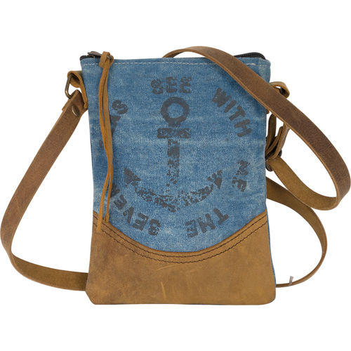 Seven Seas Denim Bag