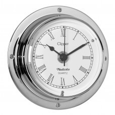 Nickel Clipper clock