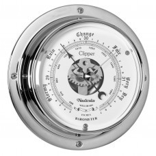 Nickel Clipper barometer