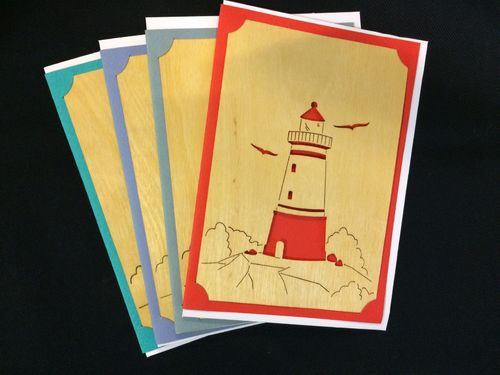 Card Lighthouse