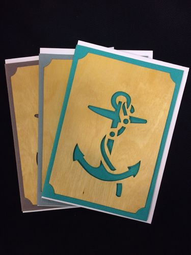Card Anchor