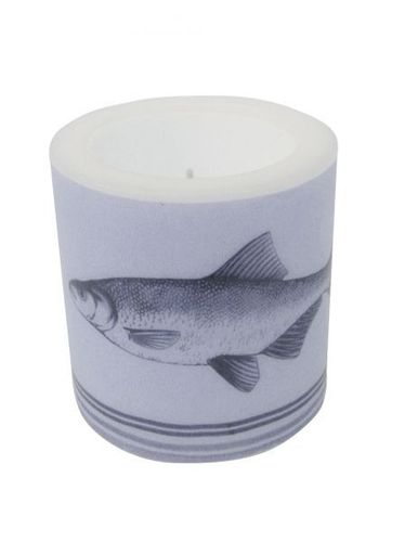 Lampion candle Fish