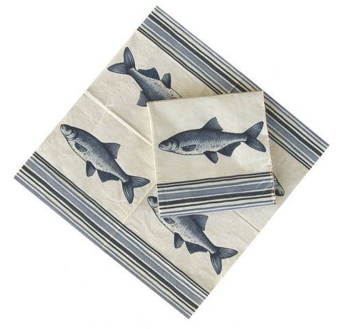 Napkins Fish