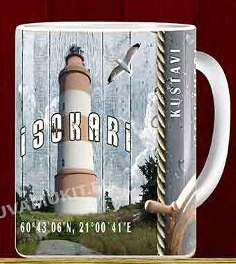 Isokari lighthouse mug0,33l