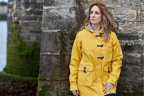Raincoat for women