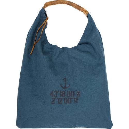 Bag anchor and coordinates