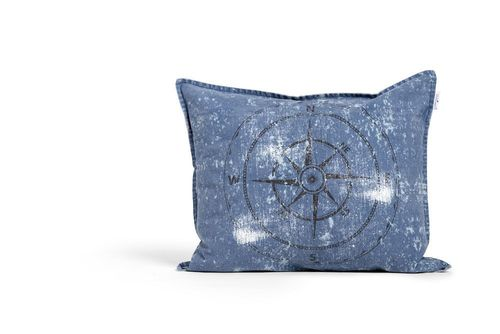 Cushion Cover Compass Rose