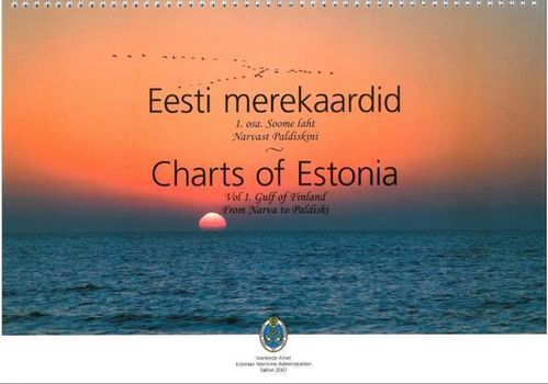 Charts of Estonia, Vol 1, Gulf of Finland