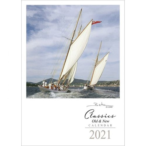 Beken of Cowes Calendar 2021 - Classics, Old & New