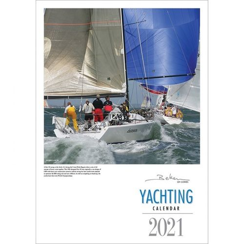 Beken of Cowes Calendar 2021 - Yachting