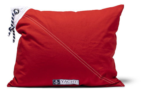 Pillow cover Yacht red