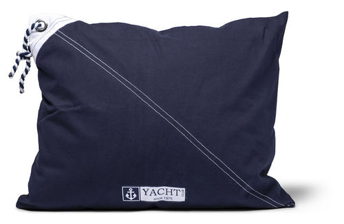 Pillow cover Yacht navy